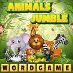 Animals Jumble