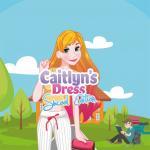 Caitlyn Dress Up : School Edition