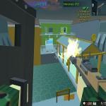 Crazy Minecraft shooter