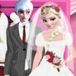 Elsa And Jack Wedding Day