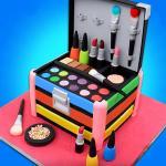 Make Up Cosmetic Box Cake Maker
