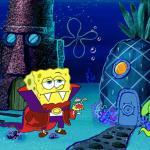 SpongeBob Halloween Jigsaw Puzzle