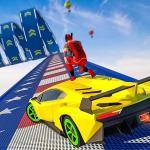 Stunt Sky Extreme Ramp Racing 3D 2021